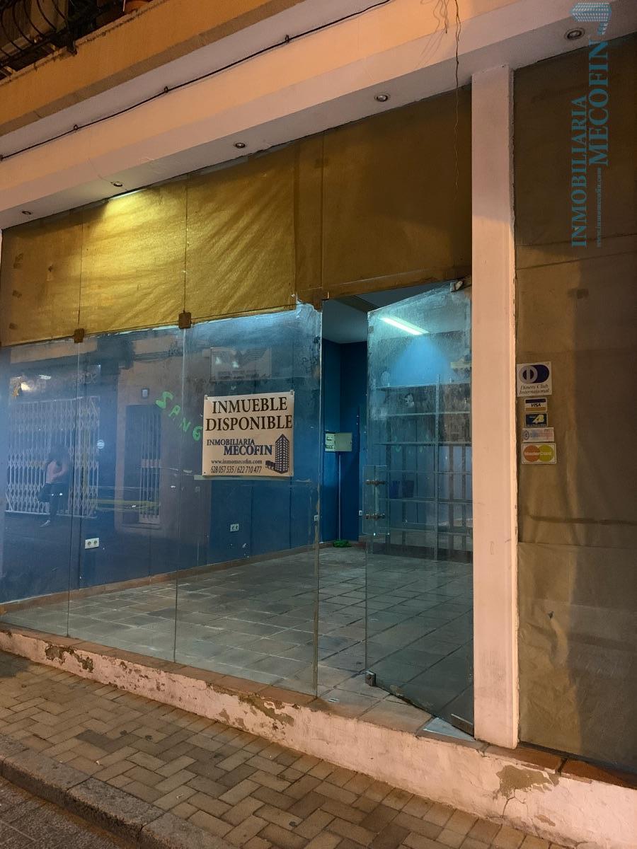 Venta de local comercial en Benidorm