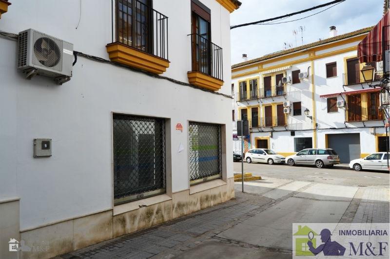 Venta de local comercial en Palma del Río
