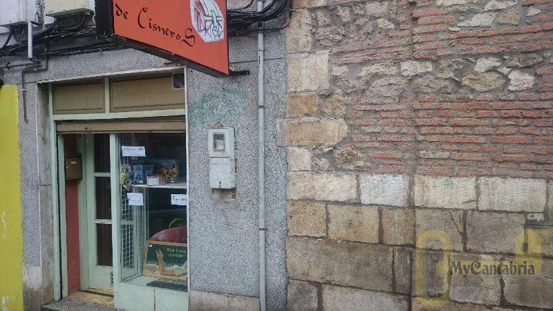 For share of commercial in Santander
