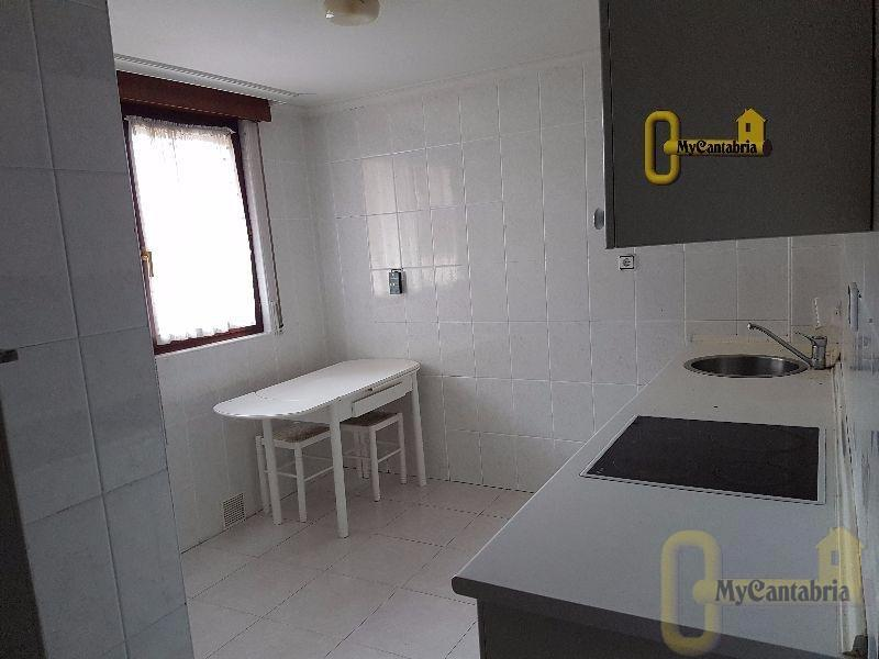 For sale of flat in Santa María de Cayón