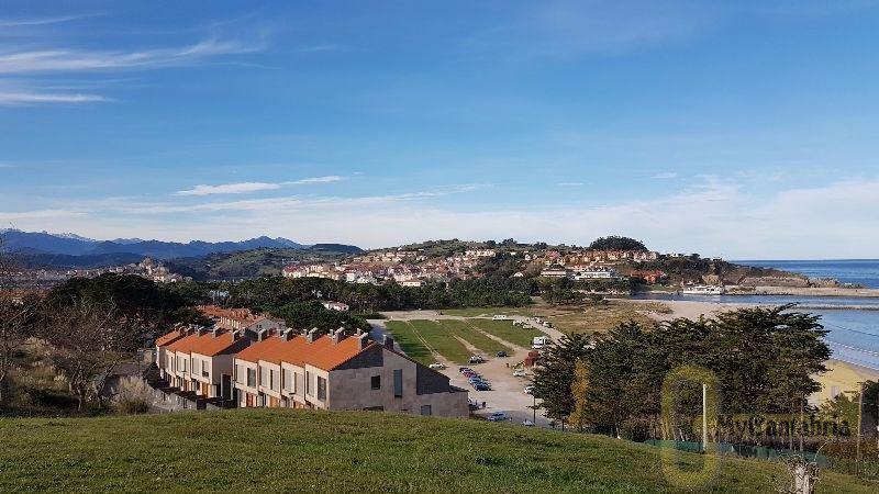 For sale of land in San Vicente de la Barquera