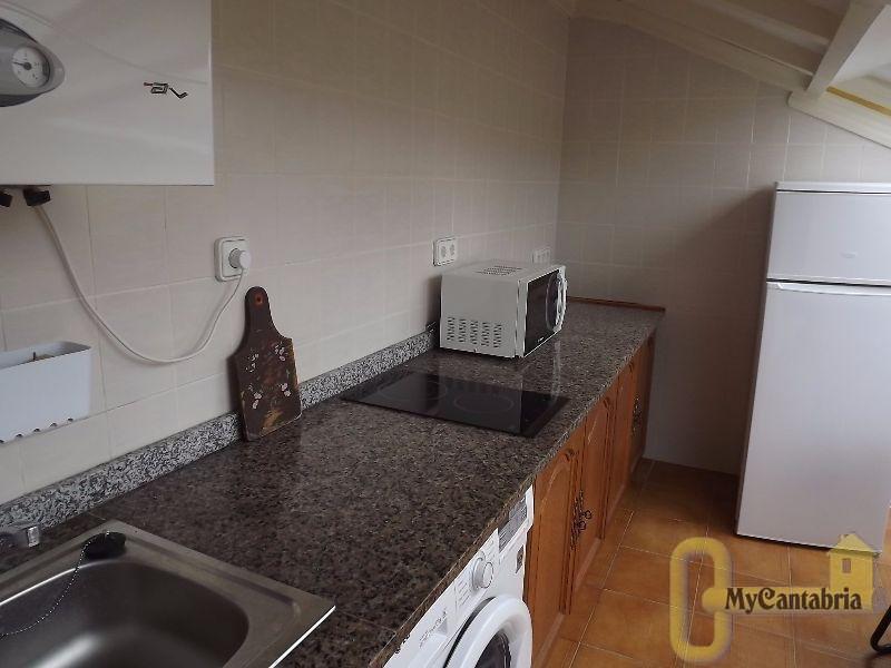 For sale of flat in Santander
