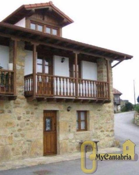 For sale of house in Villacarriedo