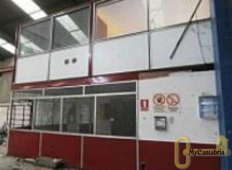 For sale of industrial plant/warehouse in Miengo