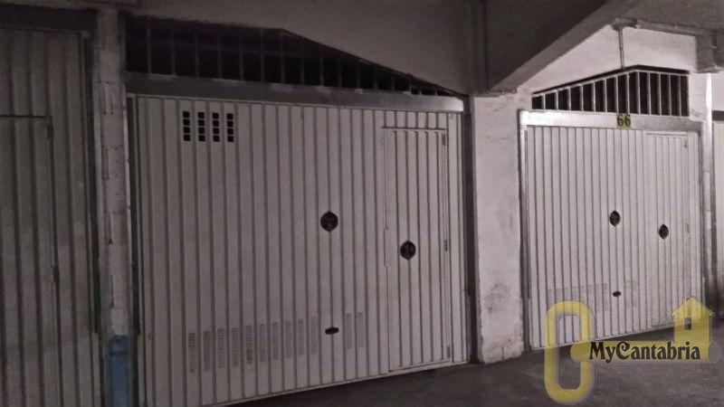 Venta de garaje en Santander