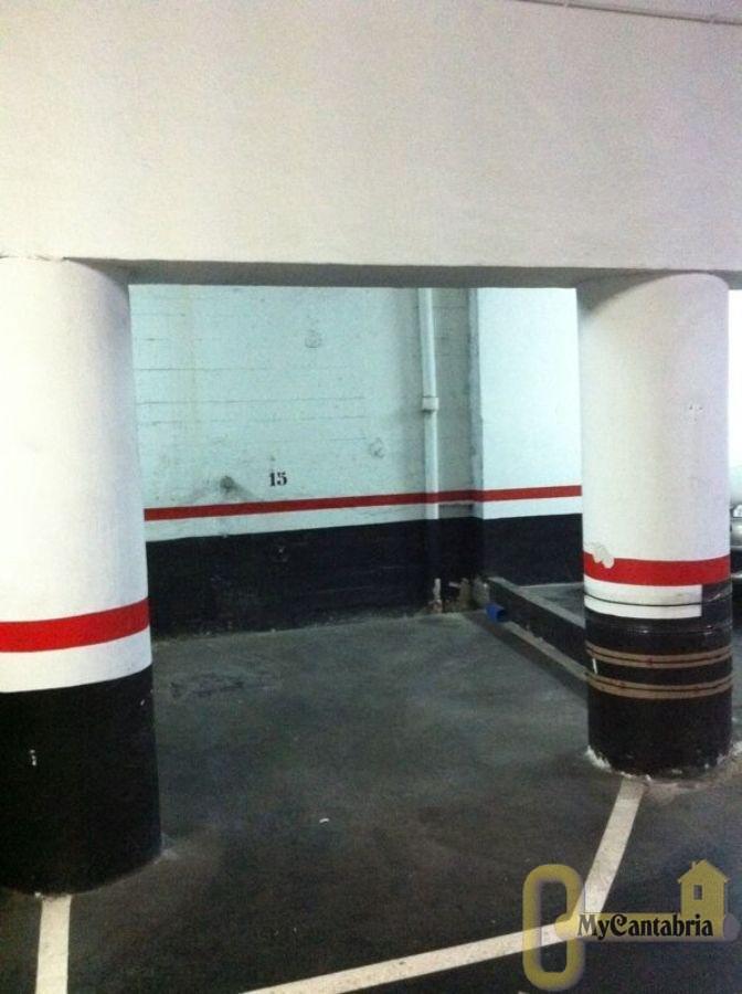 For rent of garage in Santurtzi