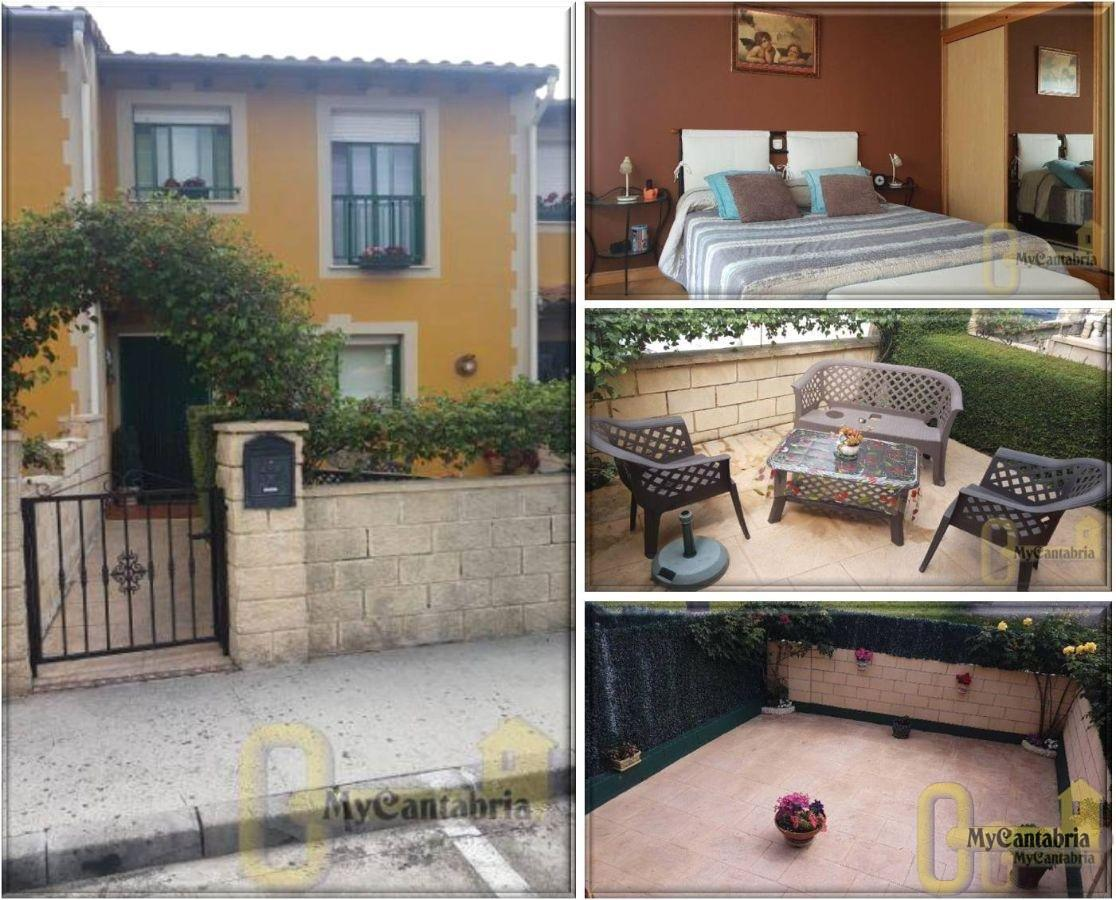 For sale of house in Villafufre