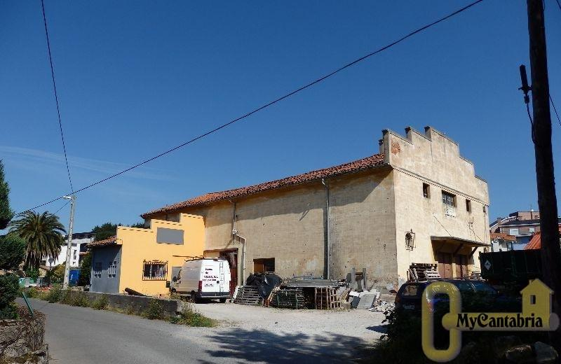 For sale of industrial plant/warehouse in Cudón