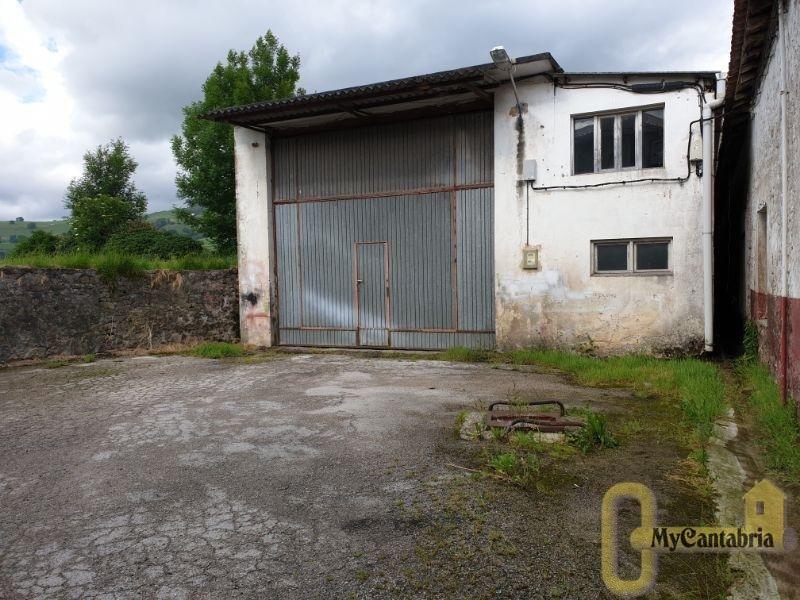 For rent of industrial plant/warehouse in Selaya