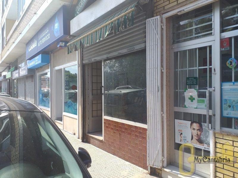 Venta de local comercial en Santander