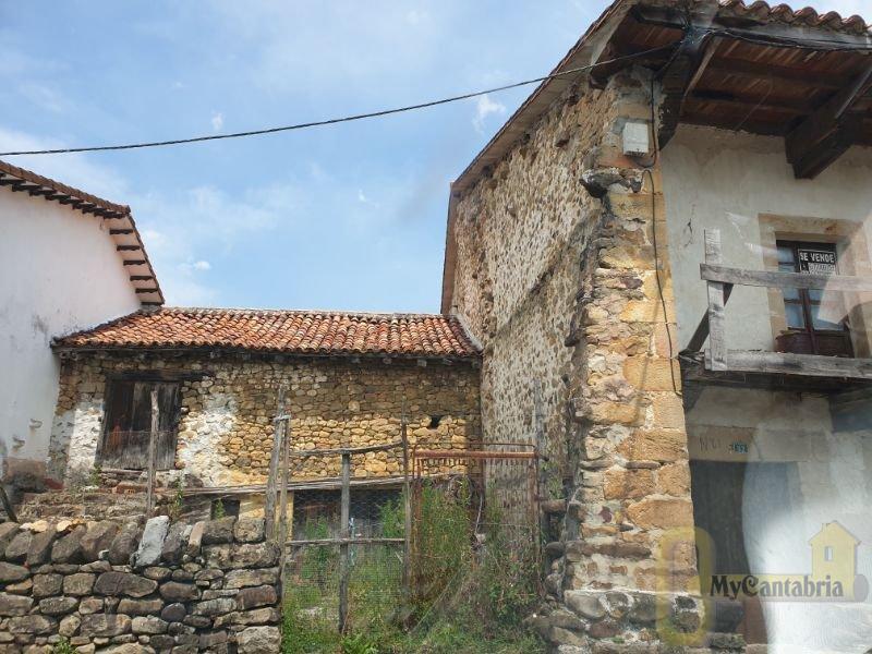 Venta de casa en Villacarriedo