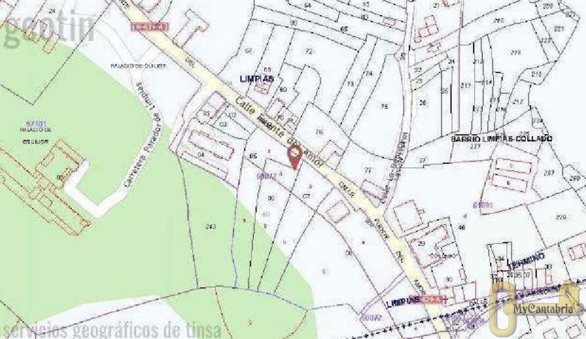 For sale of land in Limpias