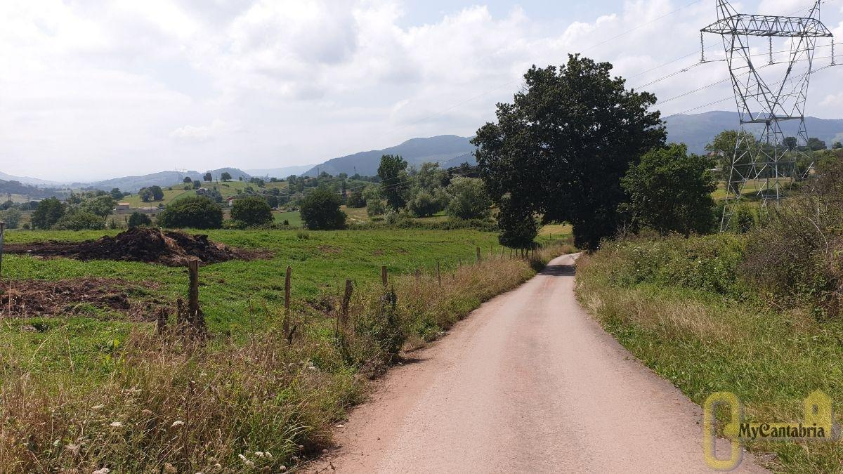 For sale of land in Penagos