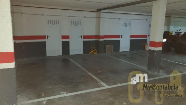 Alquiler de garaje en Santa María de Cayón