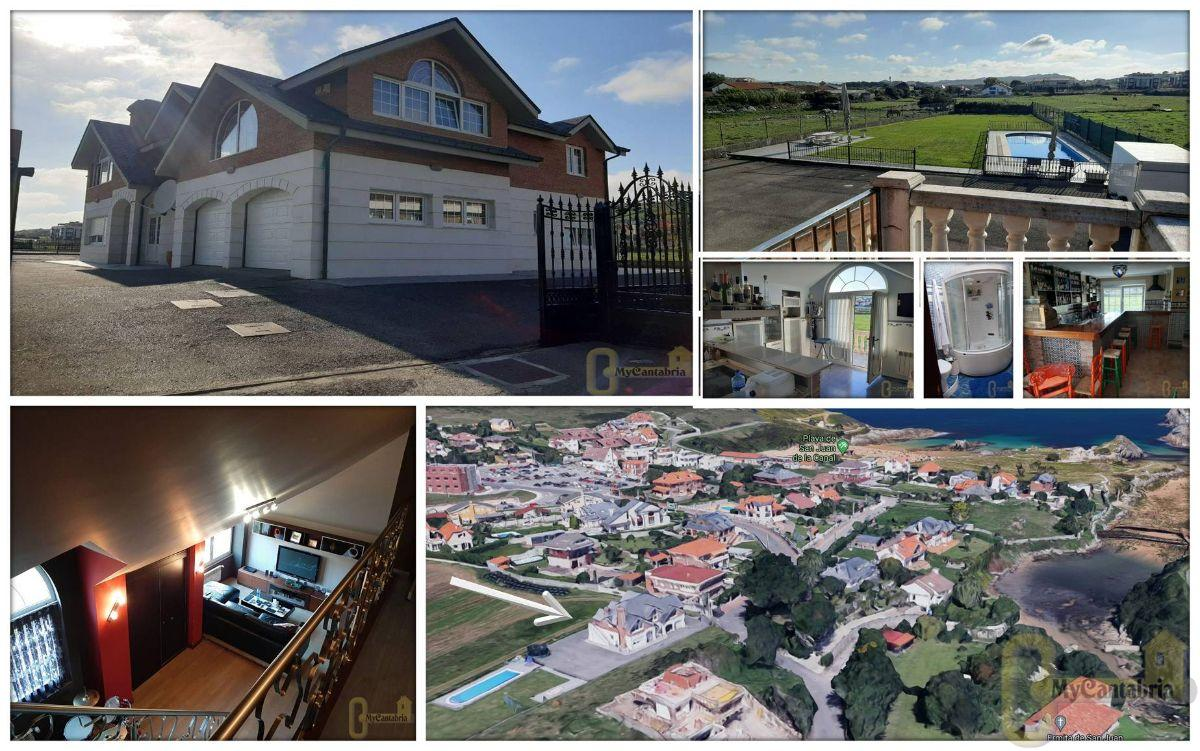 For sale of house in Santa Cruz de Bezana