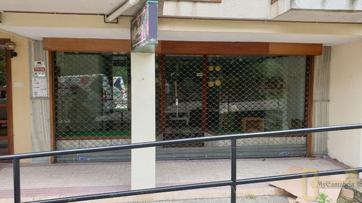 For rent of commercial in Liérganes