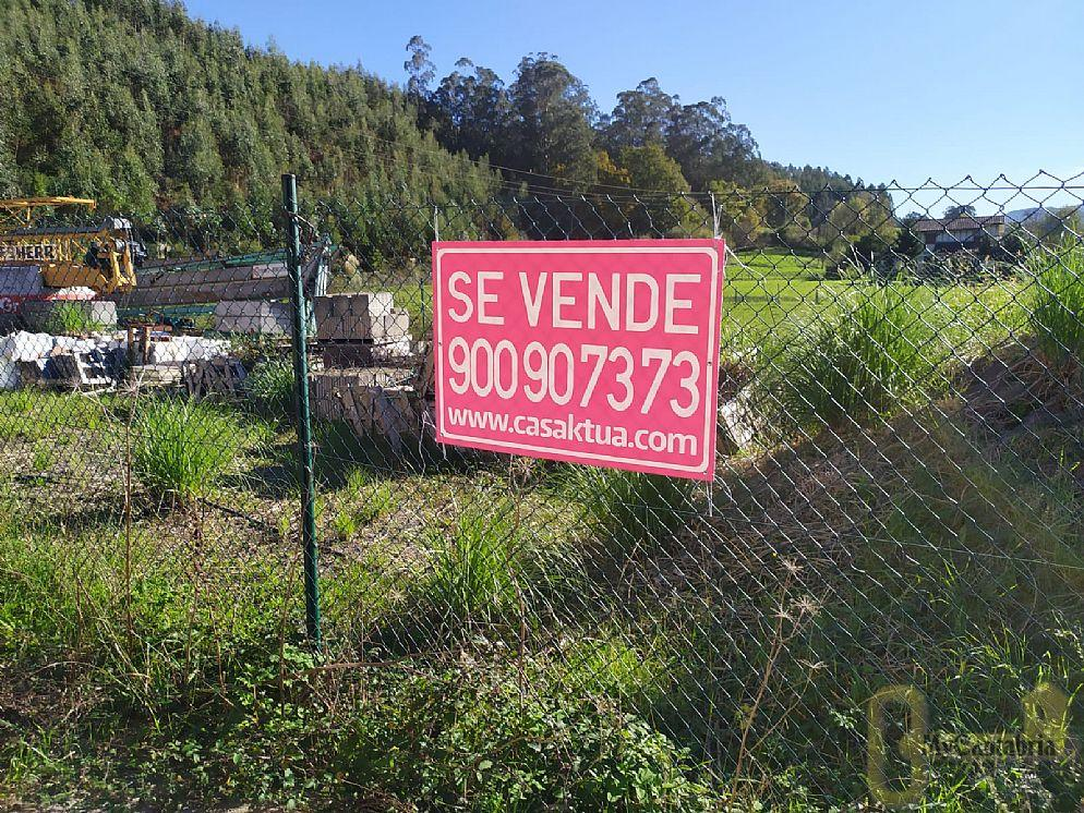 For sale of land in Guriezo