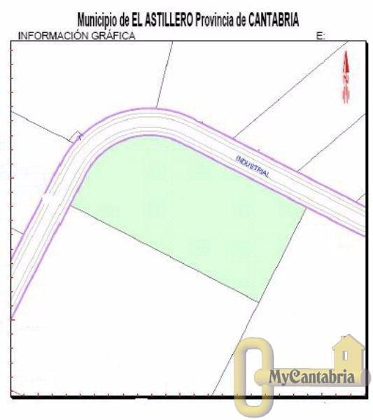 For sale of land in El Astillero