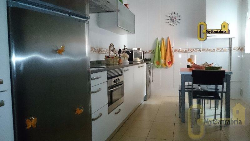 For rent of flat in Medio Cudeyo