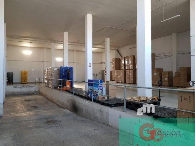 For sale of industrial plant/warehouse in Salobreña