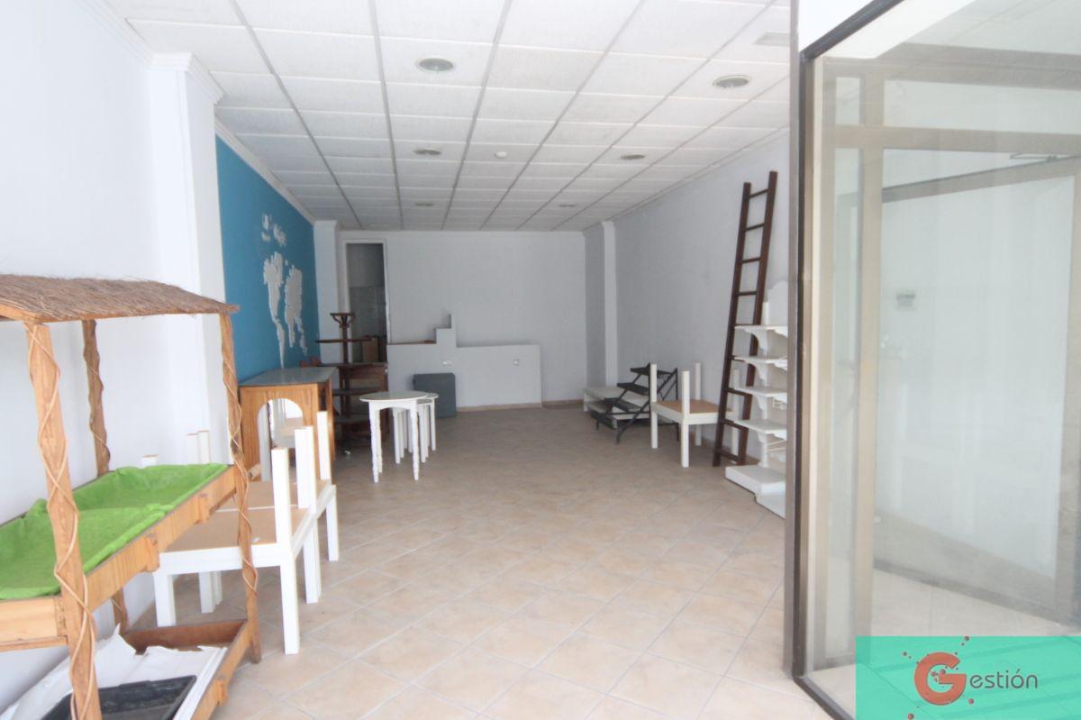 Alquiler de local comercial en Salobreña