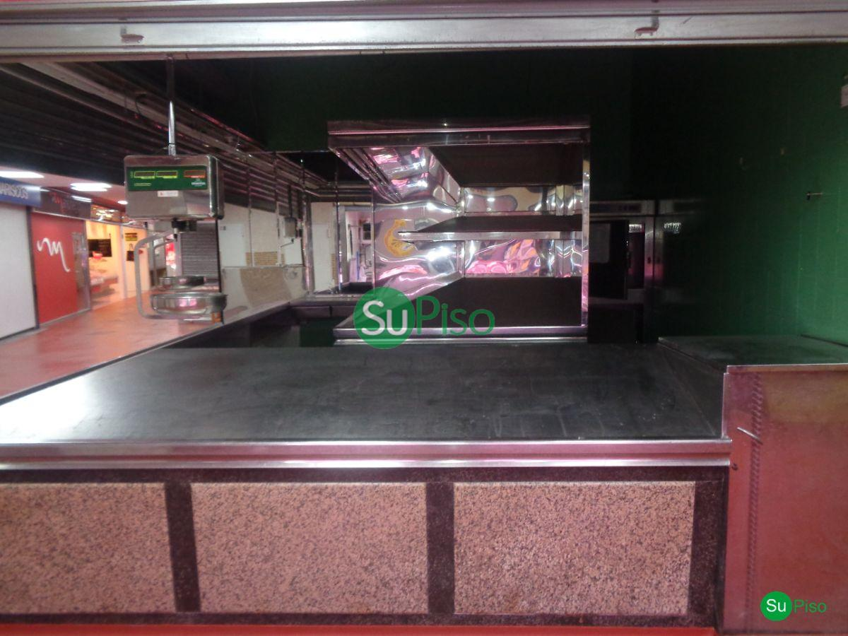 For rent of commercial in Illescas