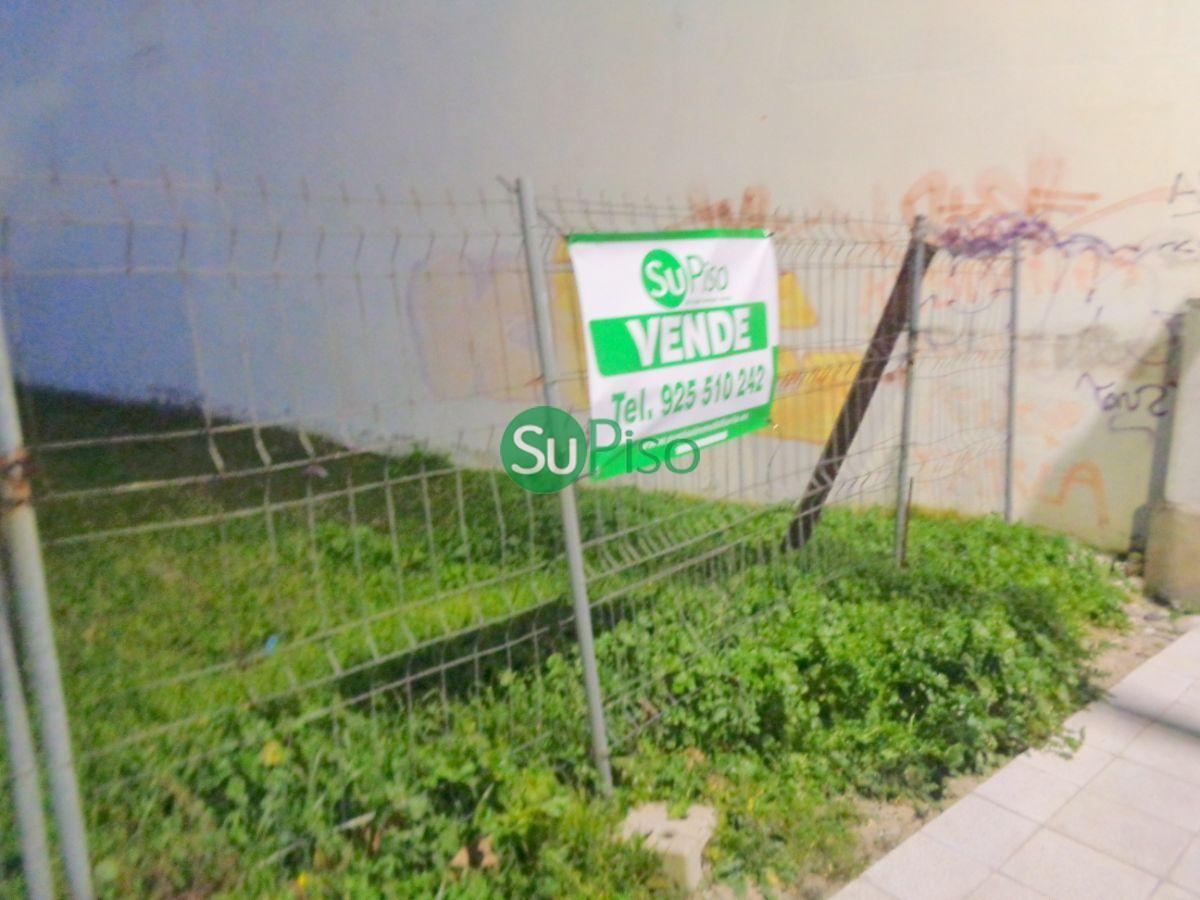 For sale of land in Illescas