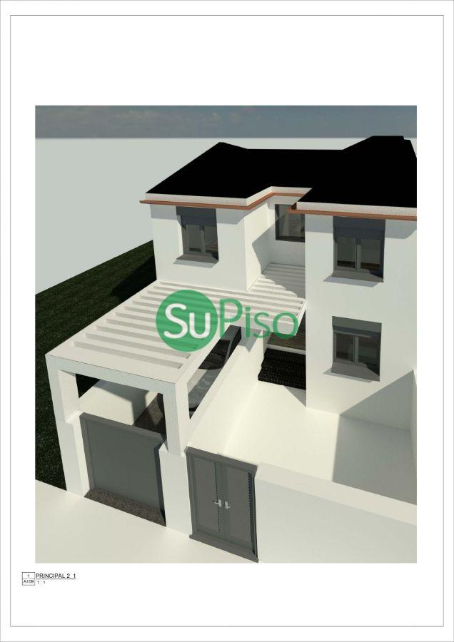 For sale of new build in Yeles