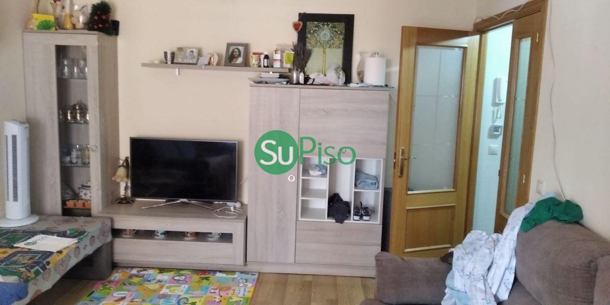 For sale of flat in Yuncler