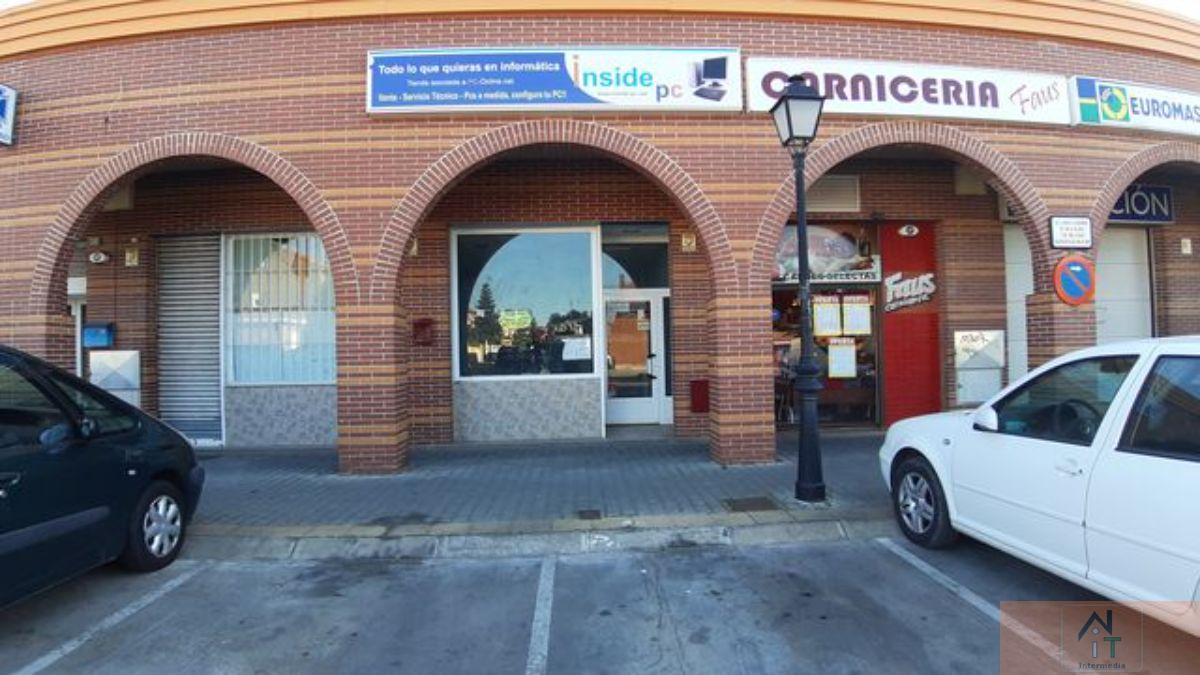 Venta de local comercial en Villanueva de la Torre