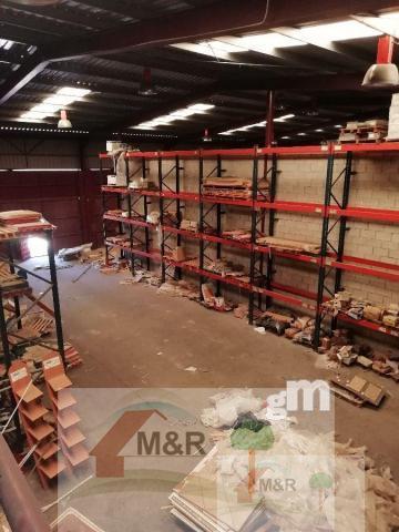 Alquiler de nave industrial en Aznalcázar