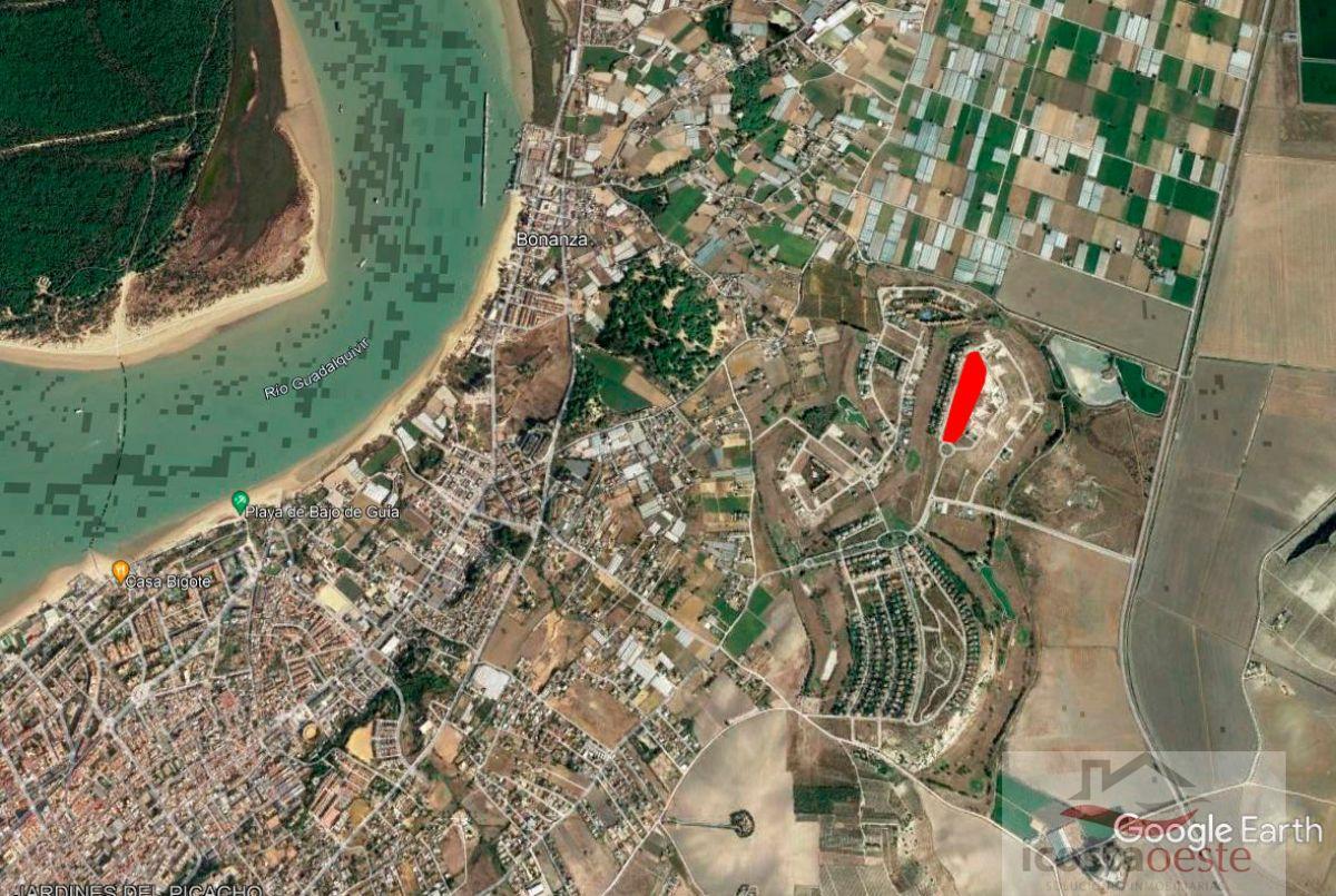 For sale of land in Sanlúcar de Barrameda