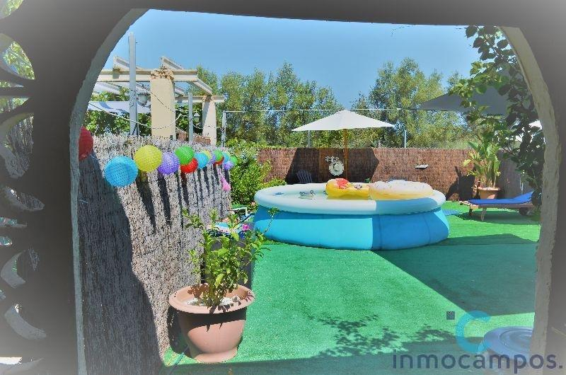 For sale of rural property in Campos
