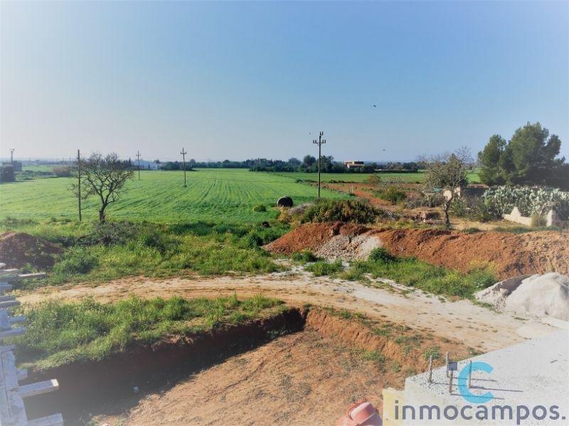 Venta de terreno en Campos