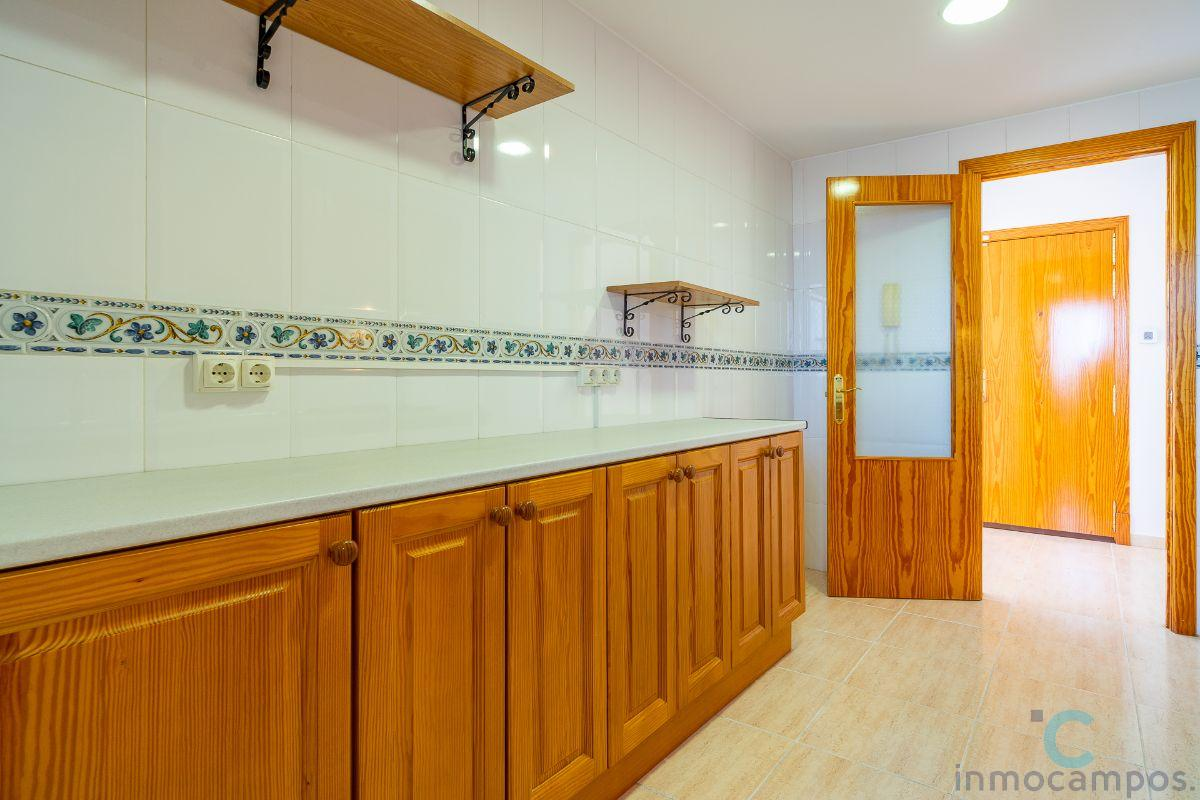 For sale of flat in Campos