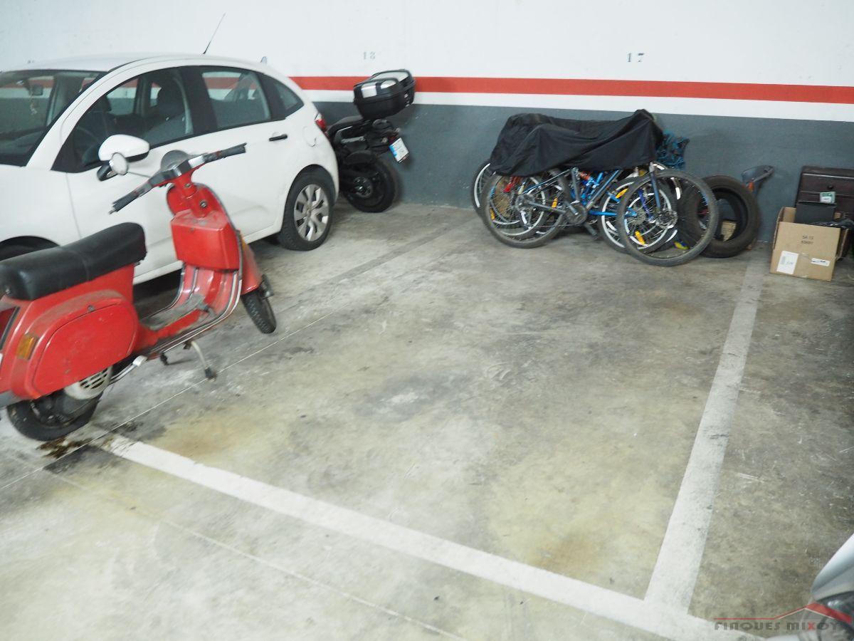 Alquiler de garaje en Barcelona
