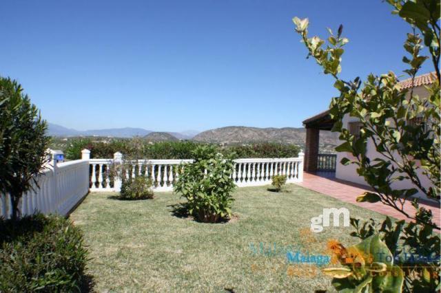 For sale of rural property in Alhaurín el Grande