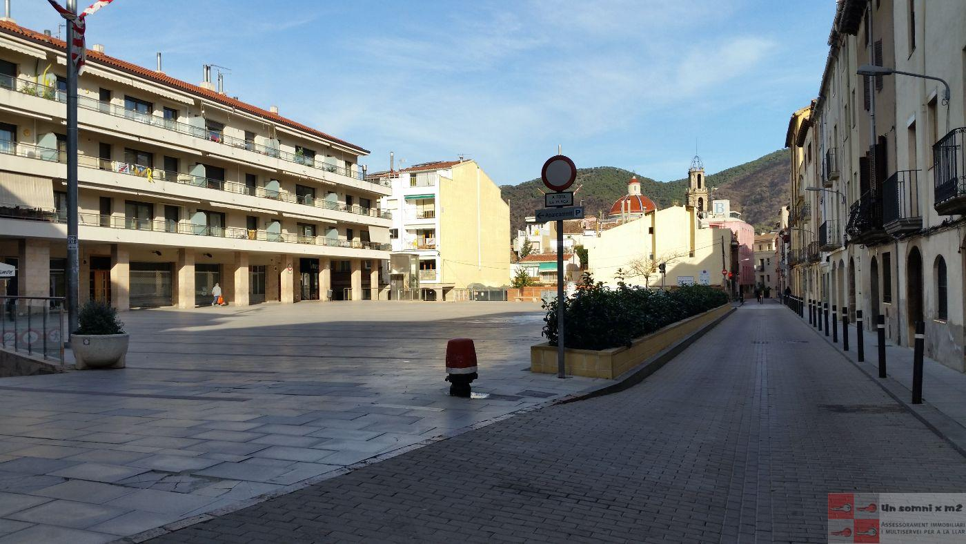 For sale of flat in Capellades
