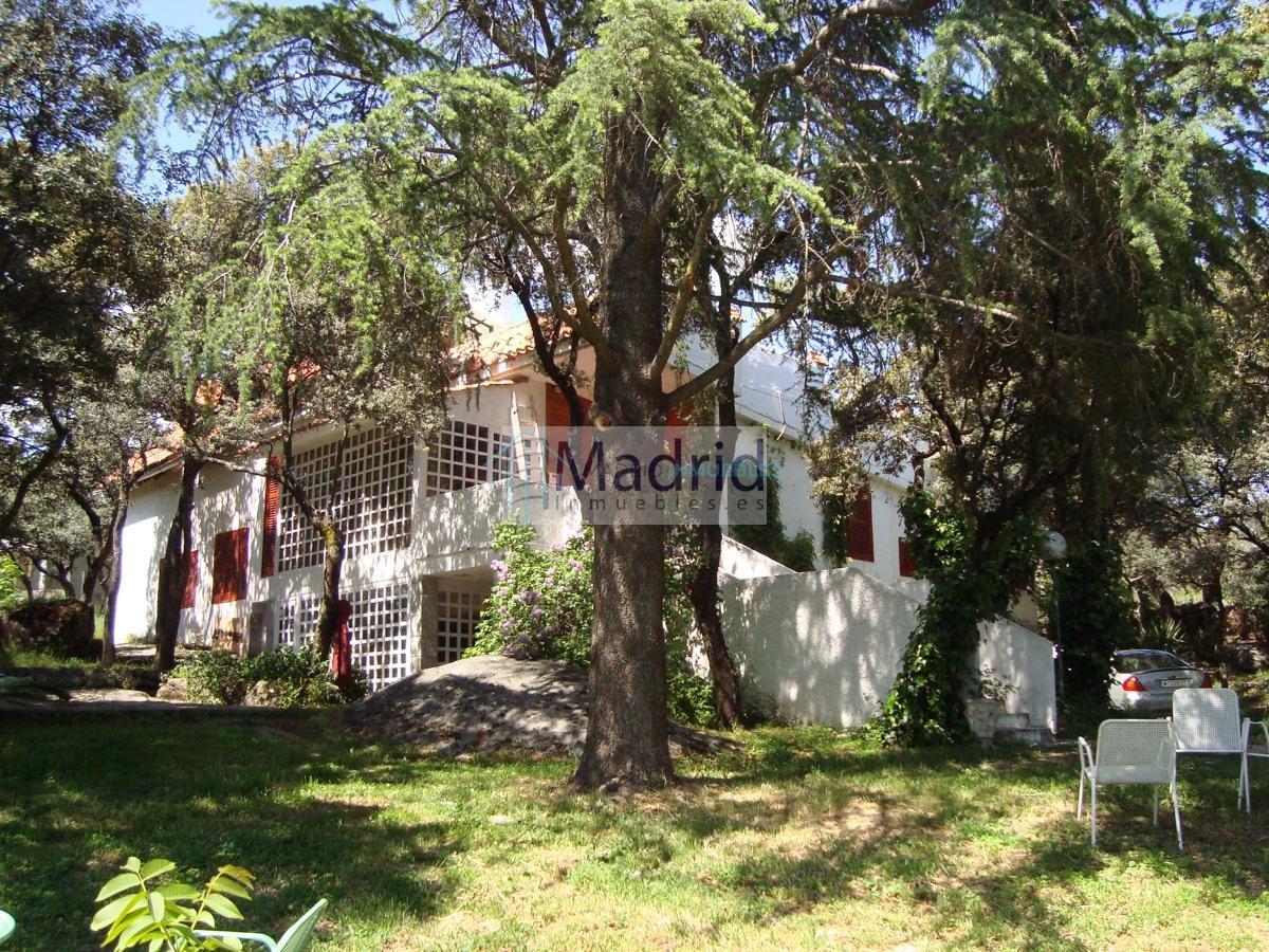 Venta de terreno en Collado Villalba