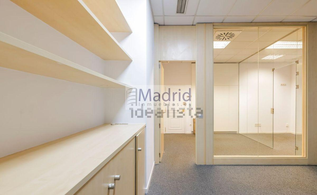 Alquiler de oficina en Madrid