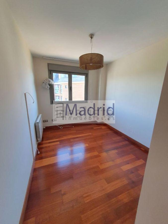 For rent of flat in Las Rozas