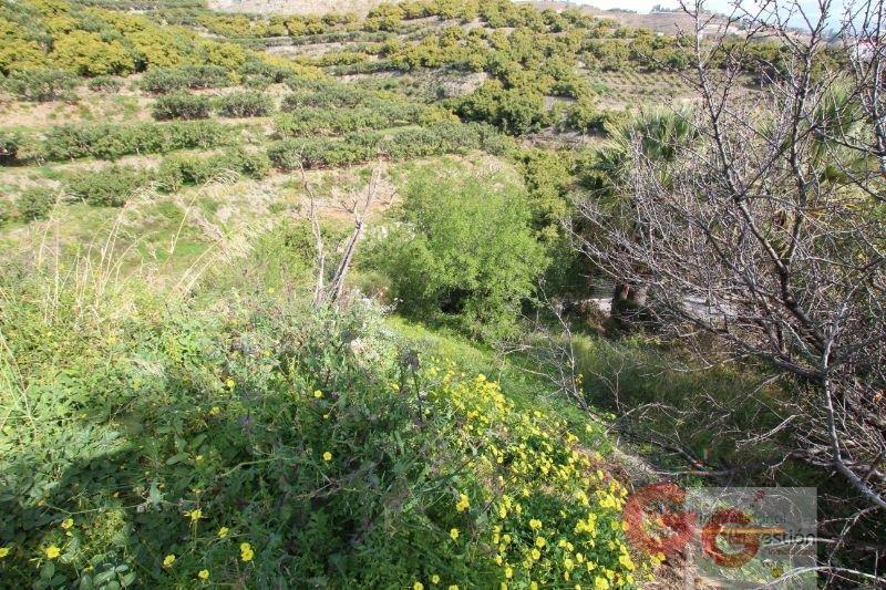 Venta de terreno en Salobreña