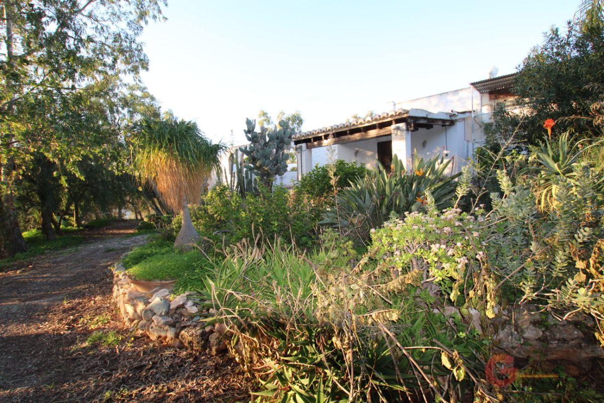 For sale of rural property in Motril