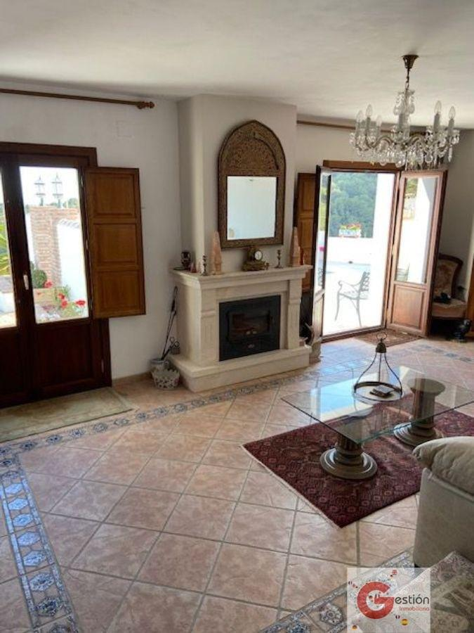 For sale of house in La Herradura