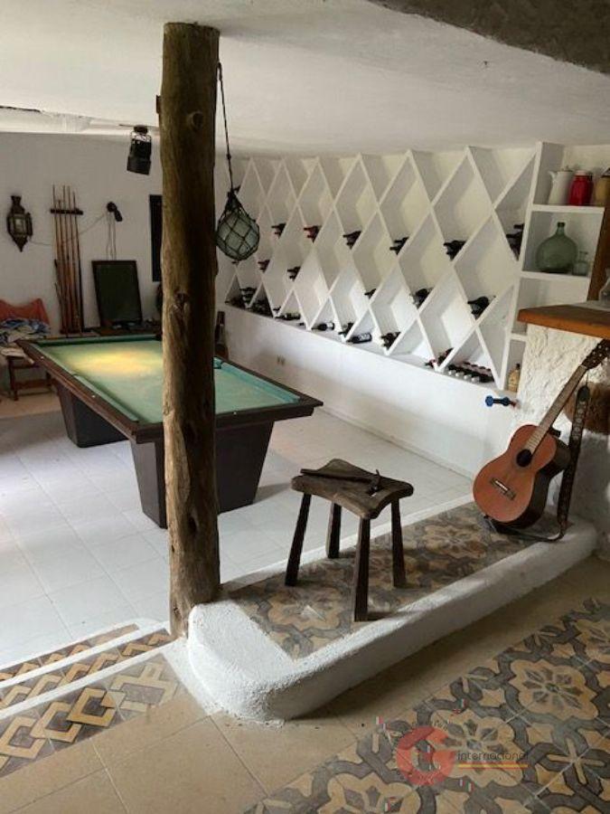 For sale of chalet in La Herradura
