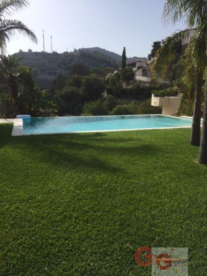 For rent of chalet in Almuñécar