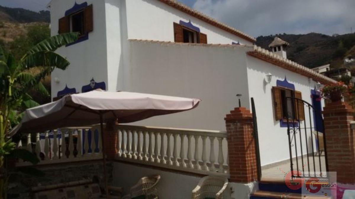 For rent of rural property in Almuñécar