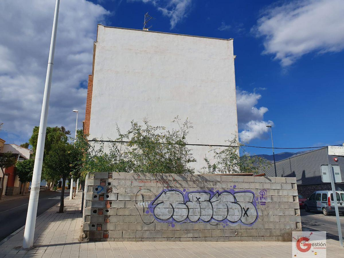 For sale of land in Motril