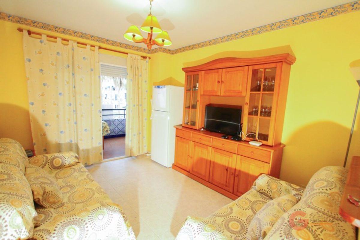 For sale of flat in Castell de Ferro