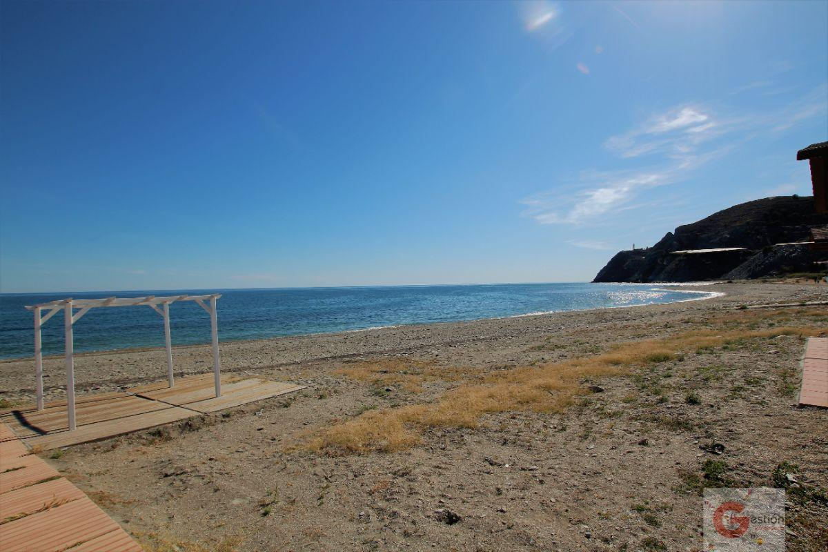 For sale of flat in Carchuna